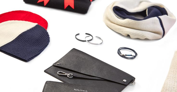 Reimagine Holiday with Nautica Womens Luxury Gift Picks. Cashmere hats are the perfect gift for anyone!