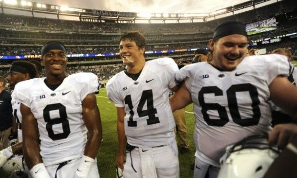 PENN STATE – FOOTBALL 2013 – We are ... Penn State!