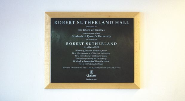 Robert Sutherland's lasting legacy | Queen's saviour, Canada's first black university graduate
