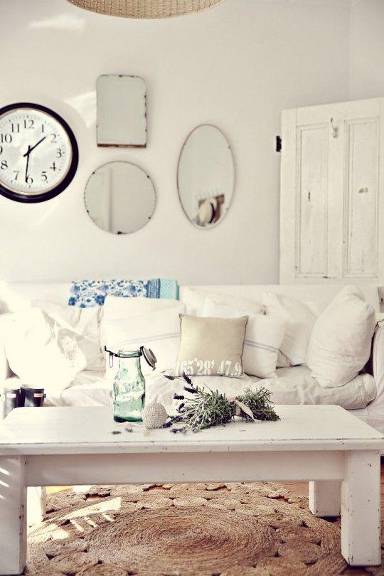 Beach Into Your Home Breezy Décor – White