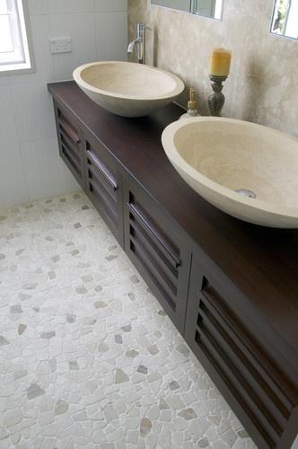 19 best Kamyki azienka images on Pinterest   Bathroom ...