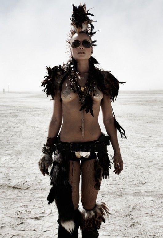 Mad Max inspiration, #burningman, #festival #fashion thestylehanger.co.uk