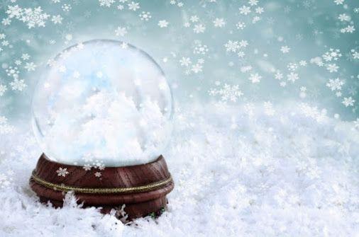 Чудесный новогодний мастер-класс для детей по изготовлению снежного шара (snow ball) #kvantil-event