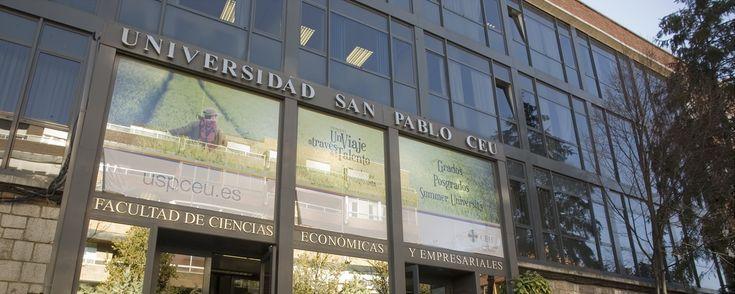 universidad san pablo ceu facultad economicas y empresariales