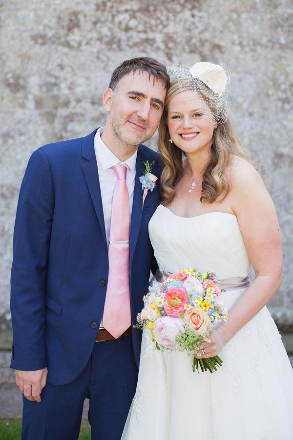 Pastel Petals Sunshine And The Seaside Sweet Summertime Wedding Of Helen Dan