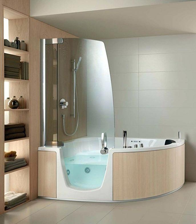 Image Result For Rv Corner Bathtub Corner Tub Shower