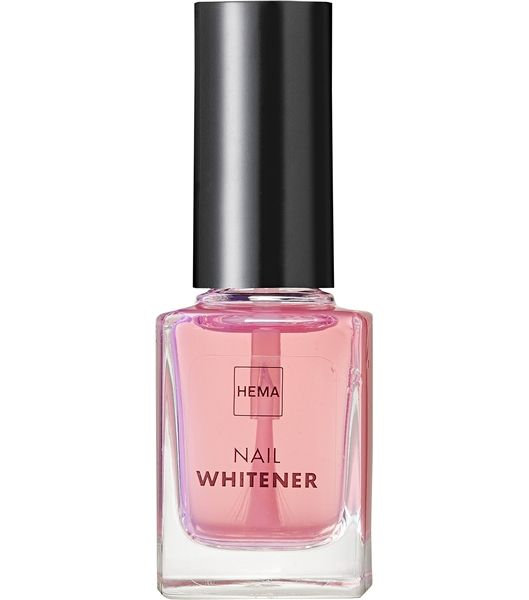 nail whitener - HEMA // corrigerende lak