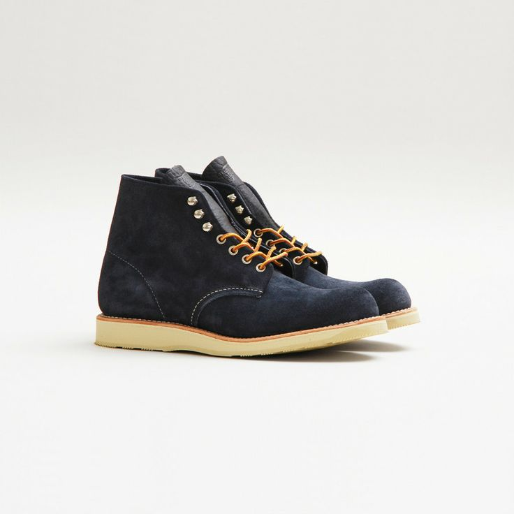 Red Wing Shoes x Concepts Plain Toe Boot