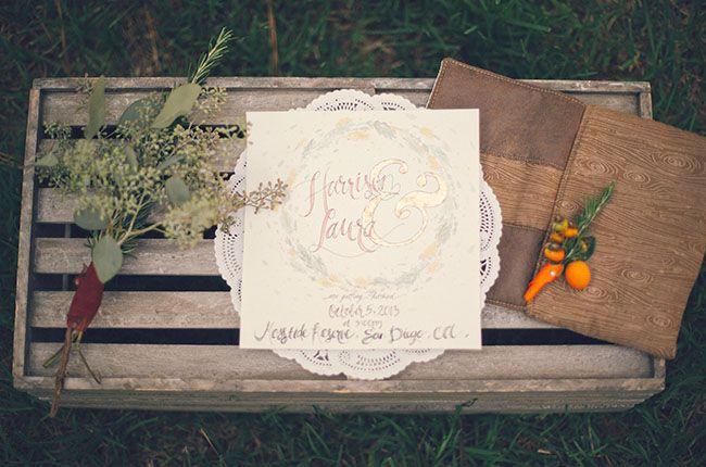 Modern Victorian Wedding Inspiration