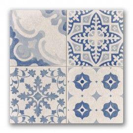 Patterned Tiles, Vintage & Moroccan Tiles | Porcelain Superstore