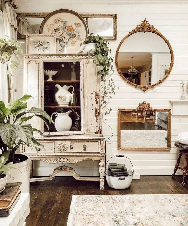 25 Stunning Transitional Bedroom Design Ideas: 29+ Beautiful Vintage Bedroom Decor Ideas & Designs 25 In