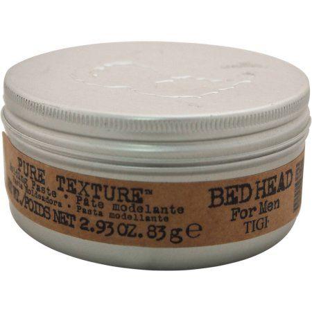 Bed Head B for Men, Pure Texture Molding Paste by Tigi for Men, 2.93 oz