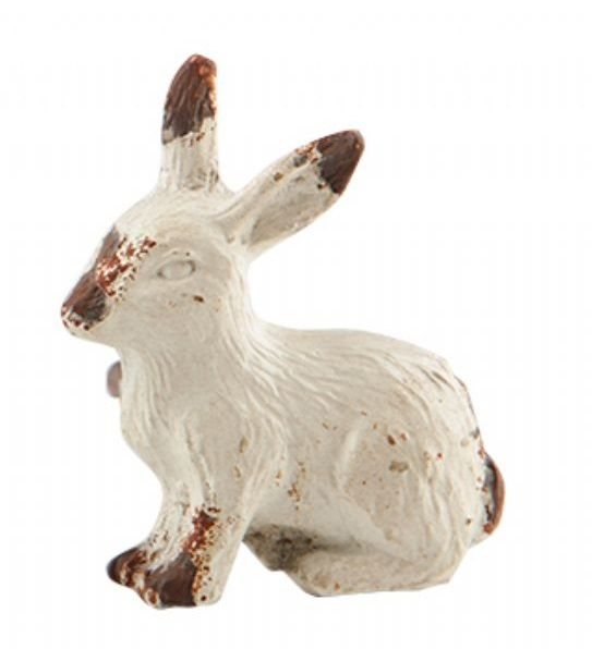 Bunny Knob White Creating the perfect nursery or bedroom doesnt stop at draw knobs! You can now transform the perfect dresser into the perfect set of drawers with these gorgeous bunny knobs in white.    $7.00 #easter #bunny #gift