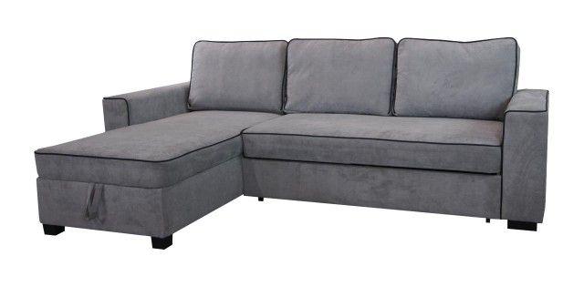 Milan Corner Sofa Bed