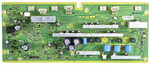 This #TXNSC1LQUU is a Genuine New or Factory Refurbished #Panasonic Television Replacement Part, PCB-SC, TNPA5105AB