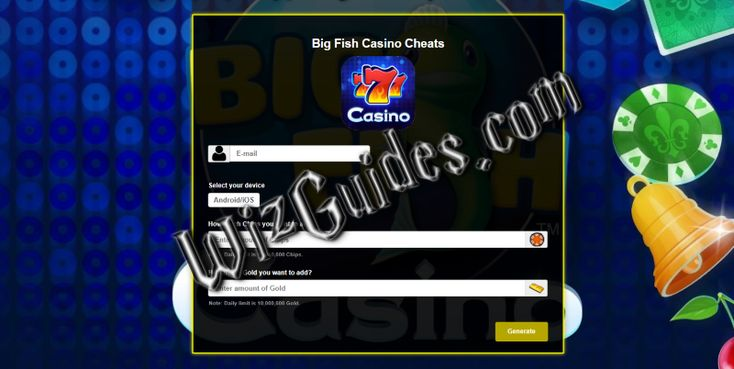 Big Fish Casino Cheats Deutsch