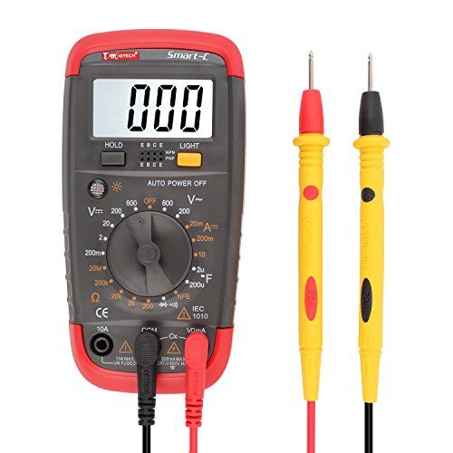 Check Ac Capacitor With Multimeter : Best radio stuff meters test equipment and such