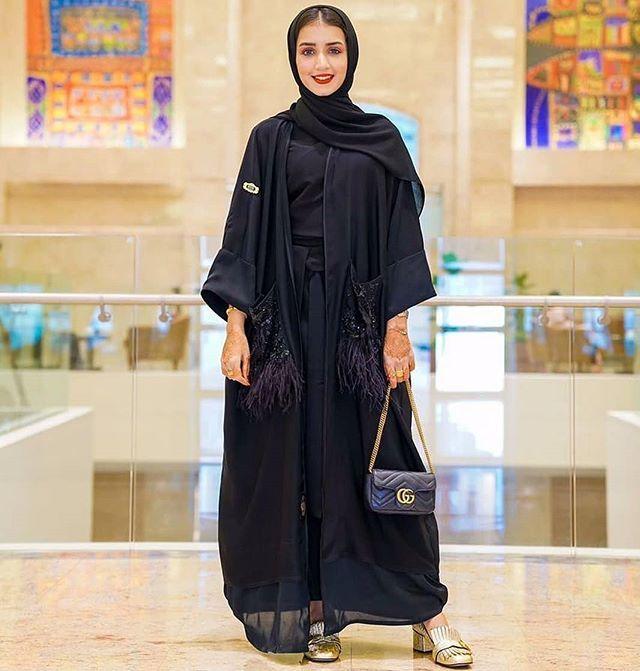 Repost Kam 227 With Instatoolsapp الكلمة الطيبة التي قلتها لعامل النظافة النملة التي تخاف أن تدوسها صديقك Fashion Abaya Fashion Conservative Fashion
