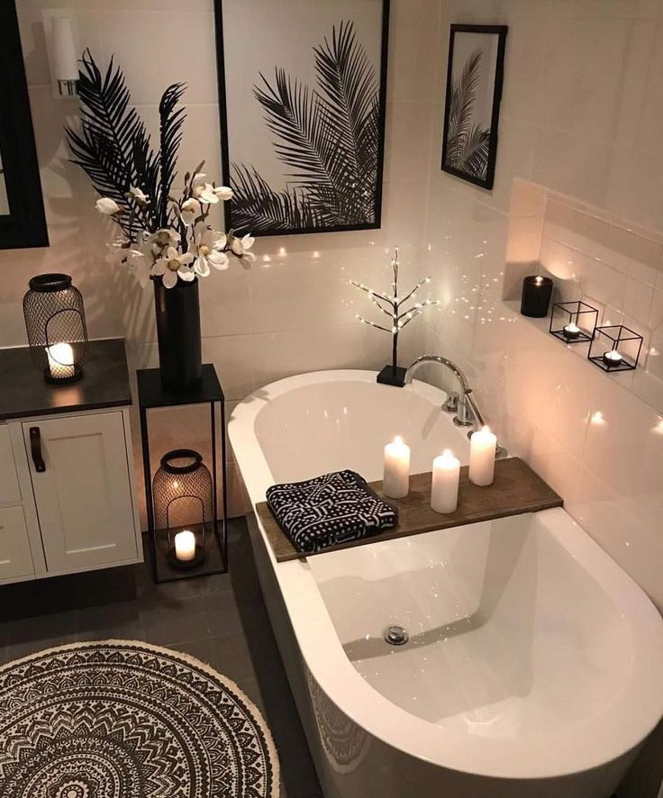 30+ Adorable Contemporary Bathroom Ideas To Inspire OUTSTANDCOR