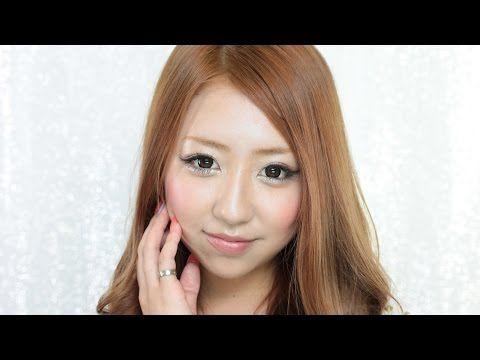 ETUDO HOUSEのコスメを使って「ぷっくり涙袋メイク」をやってみた!by藤岡眞名美|GODMake.「ゴッドメイク」
