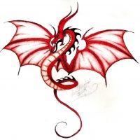 welsh dragon tattoo - Google Search