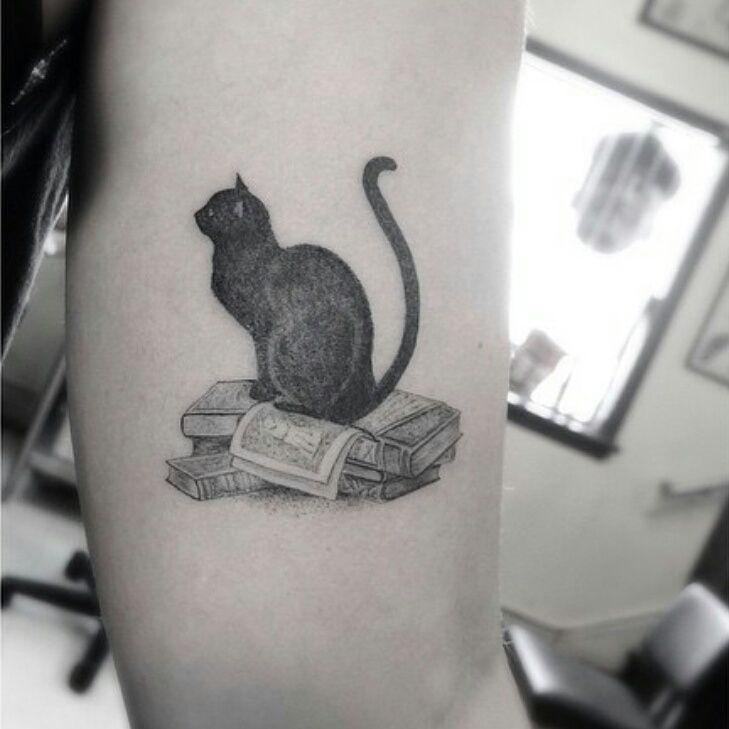nizkat: My latest tattoo by dr woo at Shamrock social club