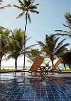 Nannai Resort & Spa-resort na praia de Muro Alto, a 54km de Recife e a 9km de Porto de Galinhas, onde está o Nannai Resort & Spa