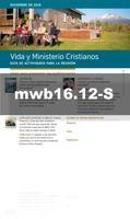 Guía de actividades para la reunión Vida y Ministerio Cristianos | JW.ORG