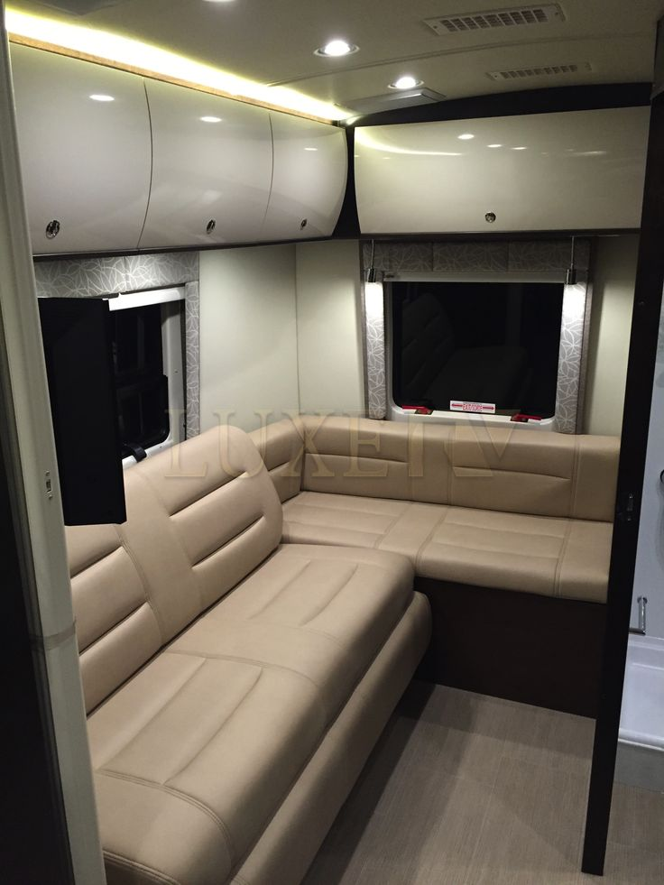 Mercedes RV Rentals from Luxe RV