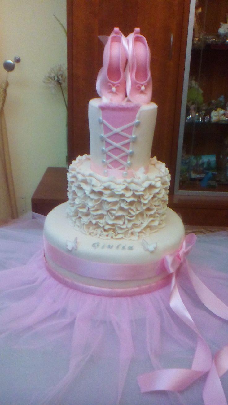 Torta ballo/ dancing cake