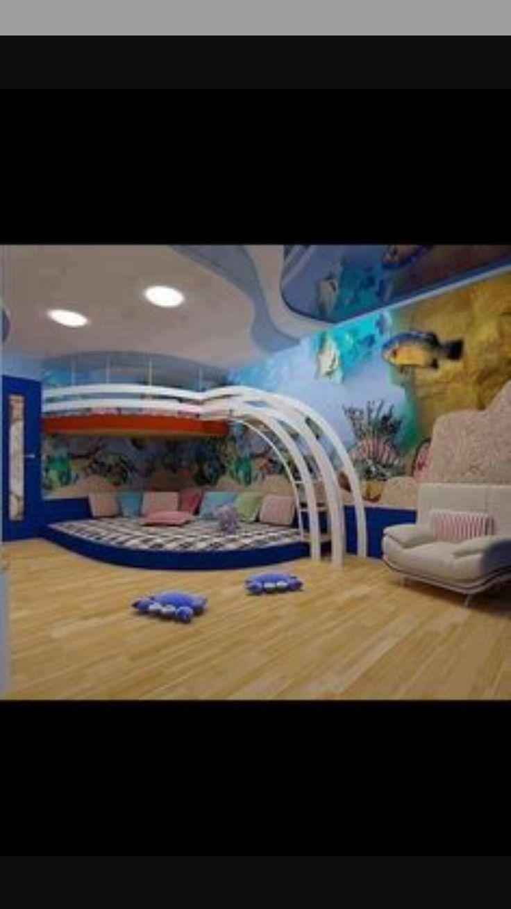 baby ideen kinder meer thema schlafzimmer kinderschlafzimmer etagenbetten fr kinder khle hochbetten kinderbetten kinderschlafzimmer ideen mdchen - Coole Mdchen Schlafzimmer Mit Lofts