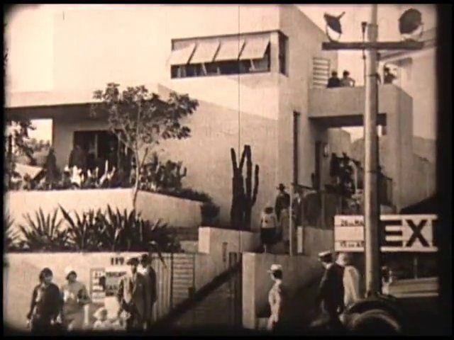 """Vídeo: """"Architectura modernista em S. Paulo"""" mostra a inauguração da Casa da Rua Itápolis de Gregori Warchavchik"""