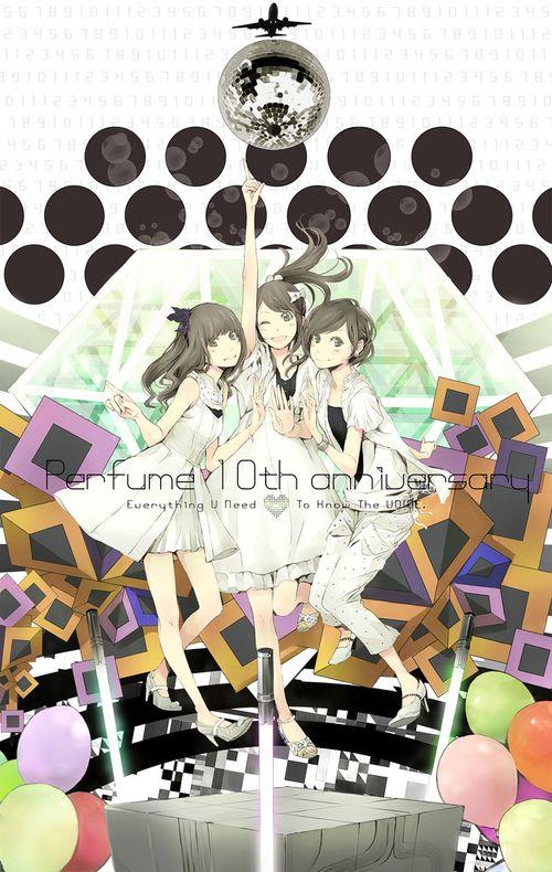 perfume jpop by エリカ | We Heart It