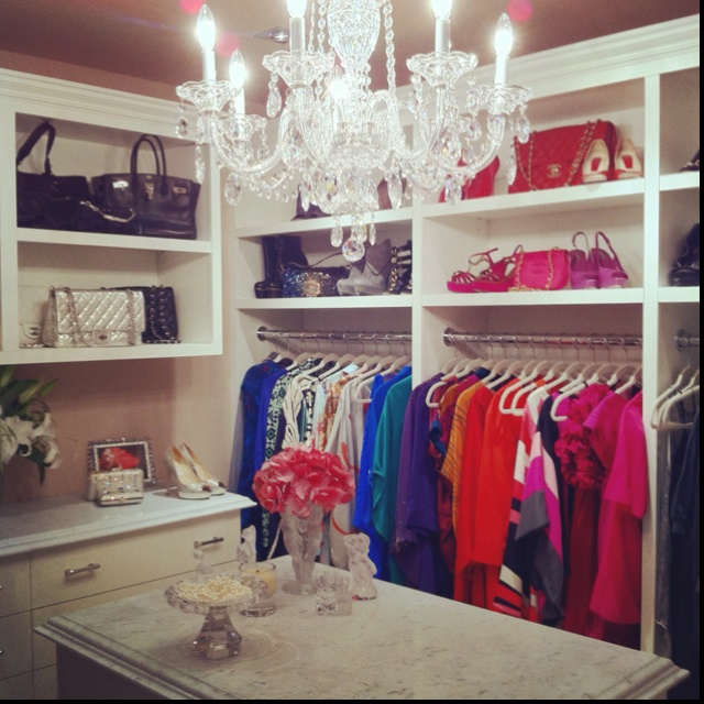Boutique Closet. Organized U0026 Styled By LA Closet Design.