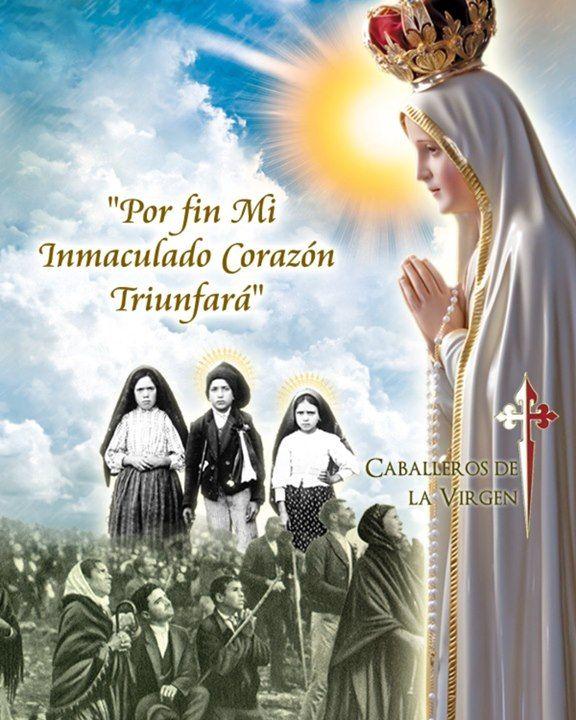 Hoy Conmemoramos Las Apariciones De Nuestra Senora La Virgen Maria