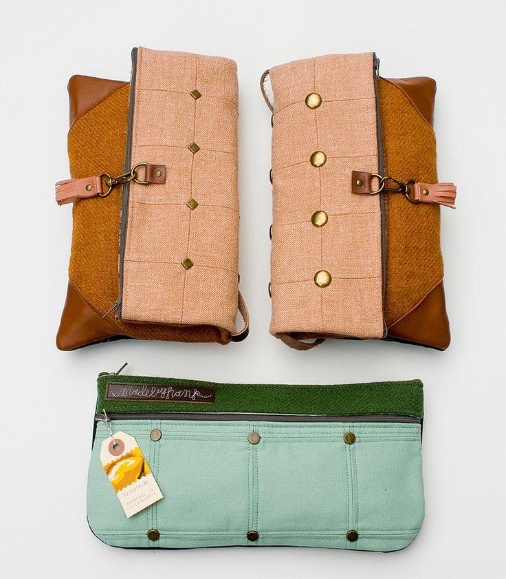 11 besten carteiras criativ Bilder auf Pinterest | Brieftaschen ...