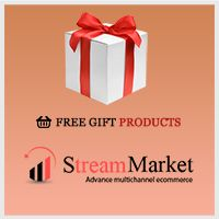 Free Gift product - #Magento #Extension- Free Gift Product extension allows you to automatically add a product from the list of gift products based on specified criteria. Visit- http://extensions.streammarket.co.uk/free-gift-product.html