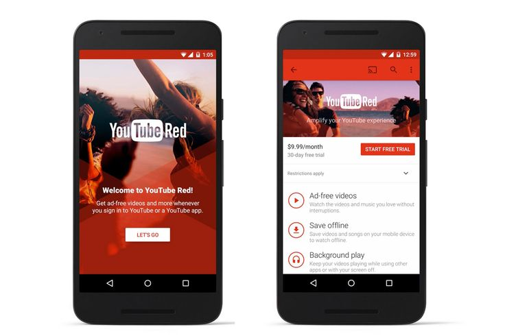 Google Introduces Ad-Free YouTube Subscription - Bloomberg Business