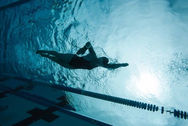 One of the things that triathletes struggle to master is the high-elbow pull of the swim. This is how to manage it.