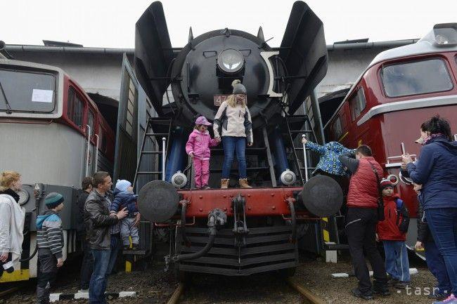 Rušňoparáda ponúka milovníkom železníc dva dni zážitkov a zábavy - Regióny - TERAZ.sk
