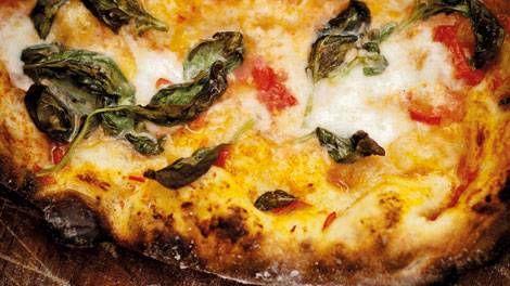 The True Neapolitan Pizza recipe : Taken from Two Greedy Italians