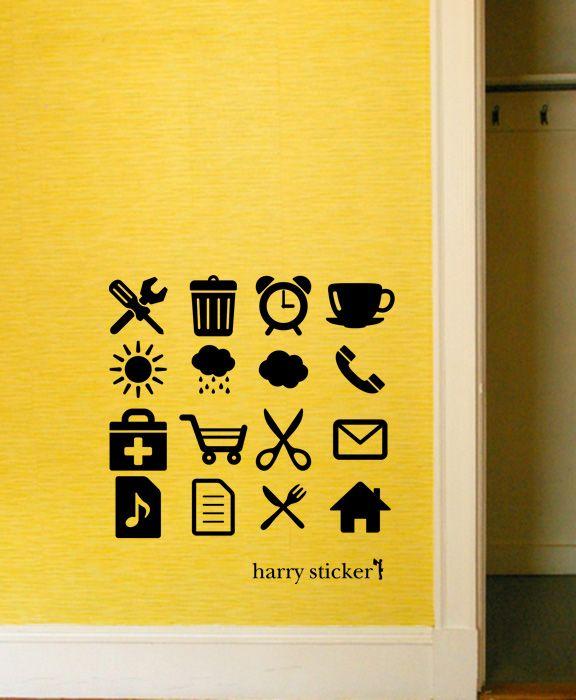 wallsticker life-wallsticker Wallpaper interior Design