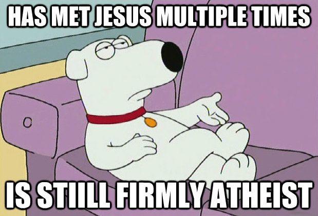 FAMILY GUY RELIGION MEME