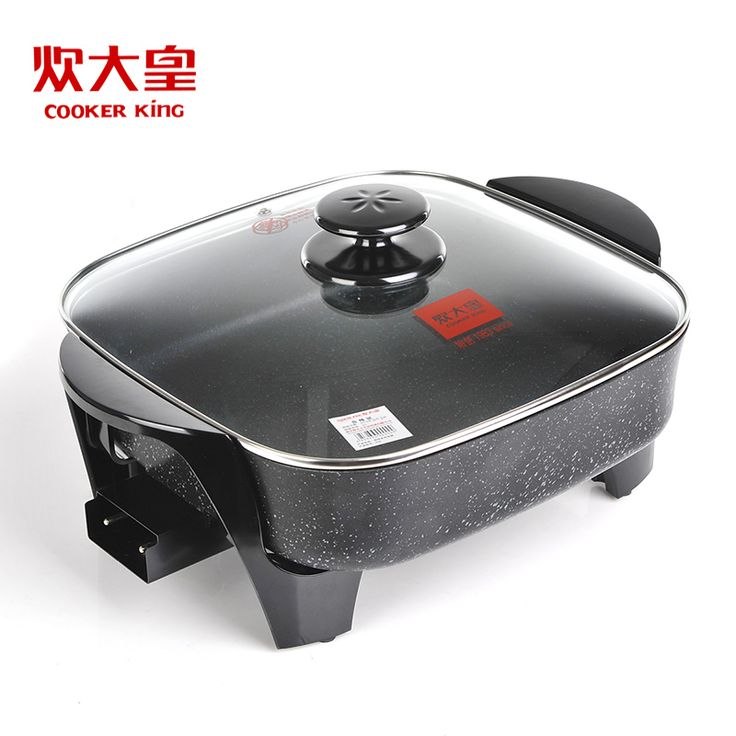 Large electric BBQ grill barbecue machine household barbecue pot barbecue machine smoke k30
