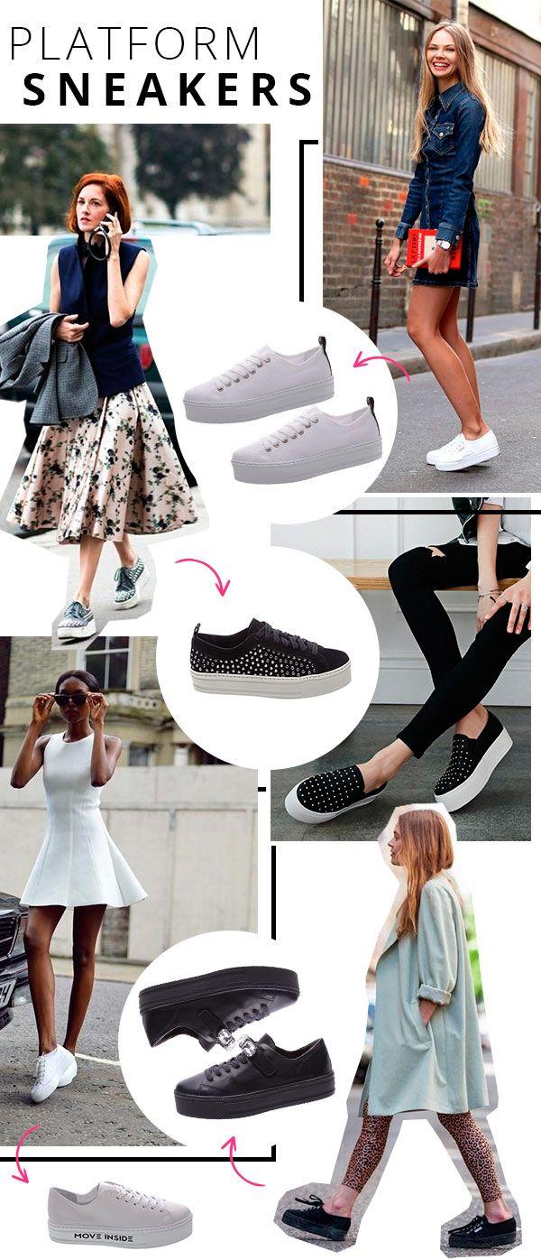 platform sneakers fiever