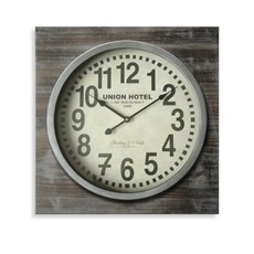 """Bed Bath and Beyond - Repro Union 20"""" Wall Clock"""