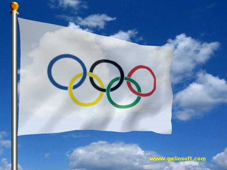olympics flag colors