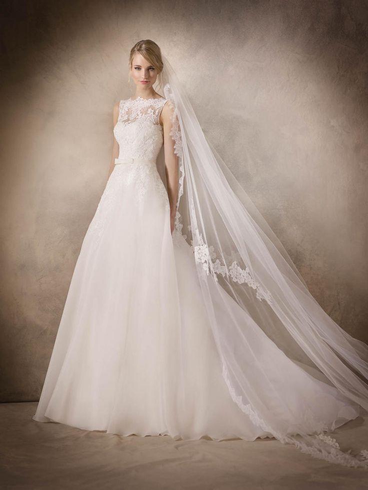 Perfect La Sposa by Pronovias at Estelle us Dressy Dresses in Farmingdale NY bridal wedding