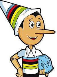 La nueva mascota del Mundial de Ciclismo es un Pinocho - MARCA.com