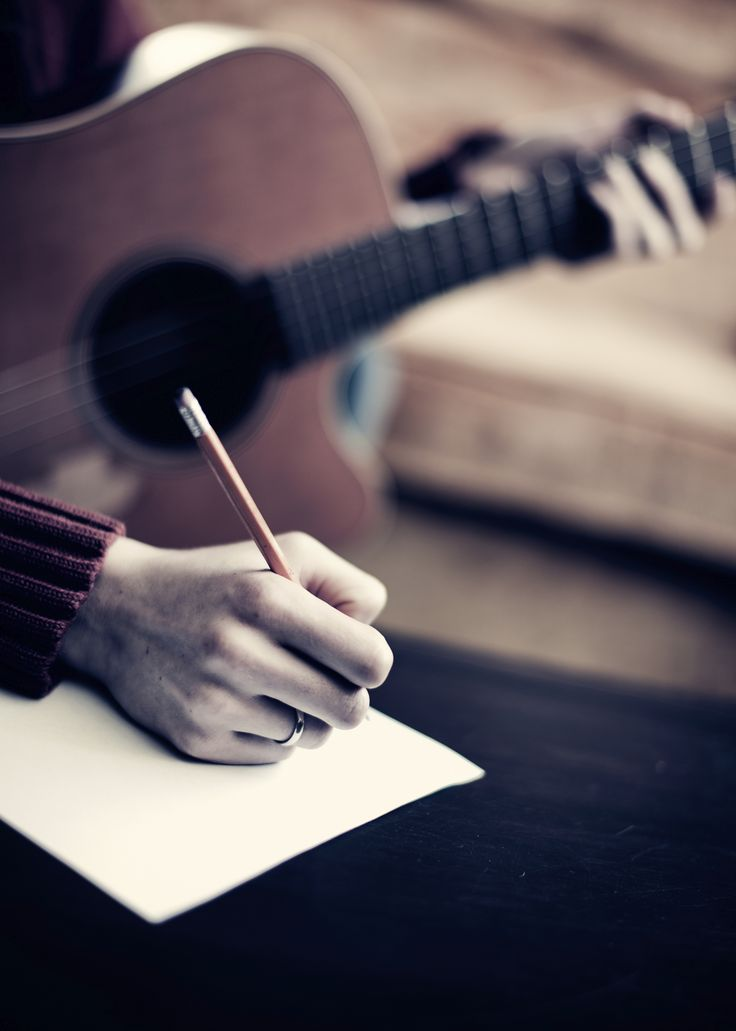 Songwriting Classes